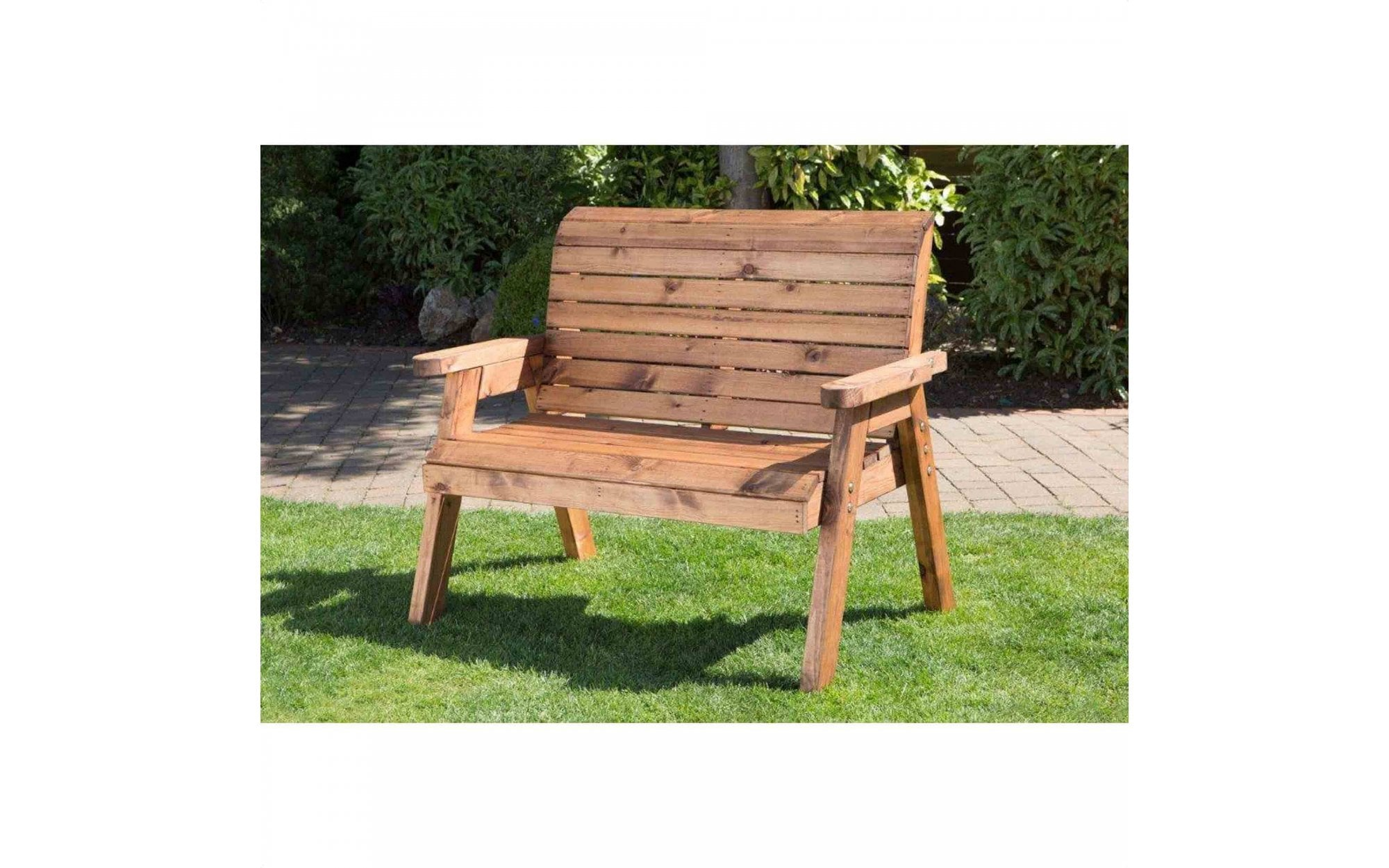 CHARLES TAYLOR GARDEN FURNITURE Charles Taylor 9 Seater Bench