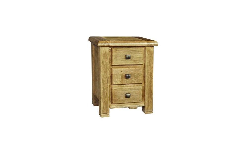 Weathered Oak Bedside Cabinet Beds, Weathered Oak Bedroom Furniture